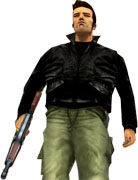 Claude Speed from GTA3