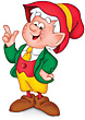 Ernie the Keebler Elf